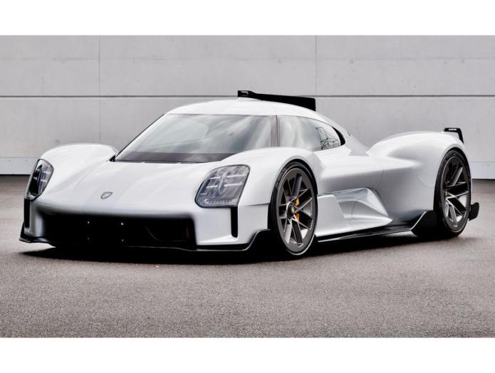 Porsche Reveals Secret Street Version of 887-HP 919 Hybrid Le Mans Race Car