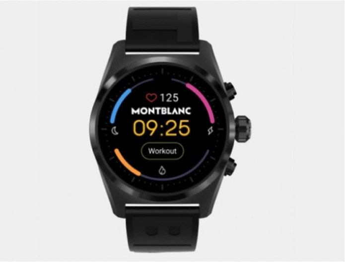 New Montblanc Summit Lite could be a cheaper luxury Wear OS smartwatch