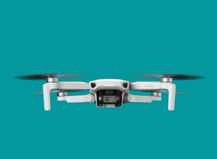 DJI Mini 2 drone camera unveiled with one huge upgrade