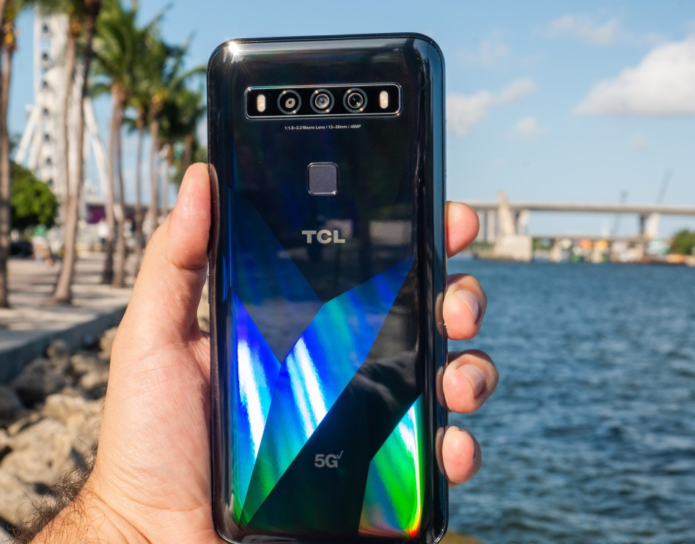 TCL 10 5G UW hands-on: Verizon 5G speed test