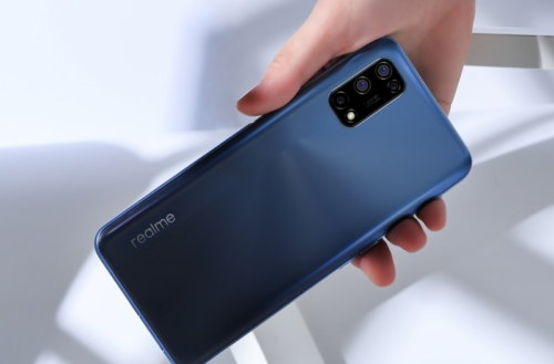 Realme 7 5G announced, offering 5G and a 120Hz screen at a very low price