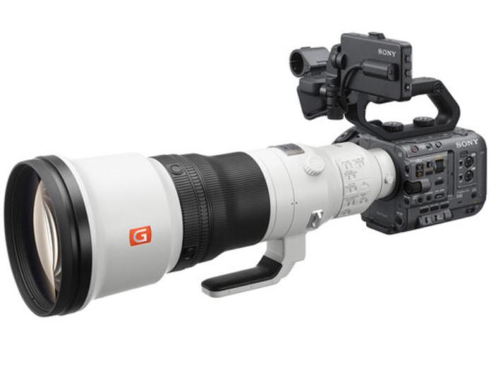 Sony FX6 Full Frame 4K Cinema Camera