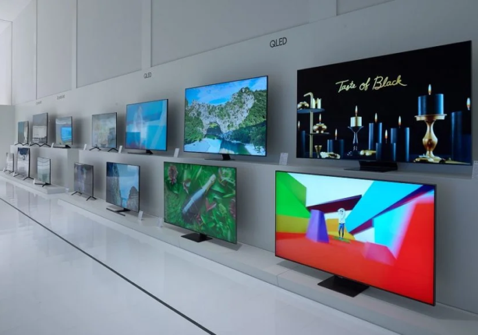 Samsung trademarks hint at 2021 plans for QLED TV range