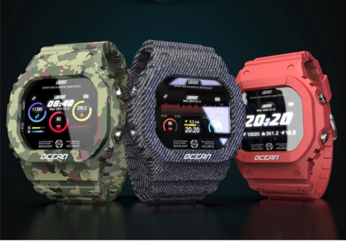LOKMAT Ocean Review – Military Style Smartwatch