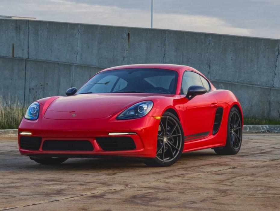 2020 Porsche 718 Cayman T Review – Wiser Choices