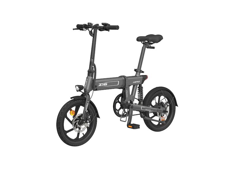 HIMO Z16 16 Inch Folding 250W Electric Bike Review