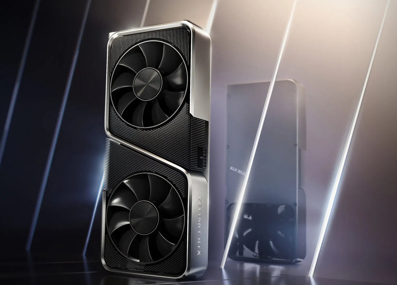 Nvidia GeForce RTX 3060 Ti Founders Edition looks just like an RTX 3070 in new leaked images