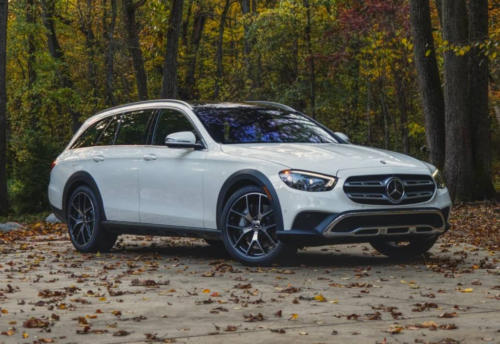 2021 Mercedes-Benz E450 4MATIC All-Terrain First Drive Review – Perfect Blend