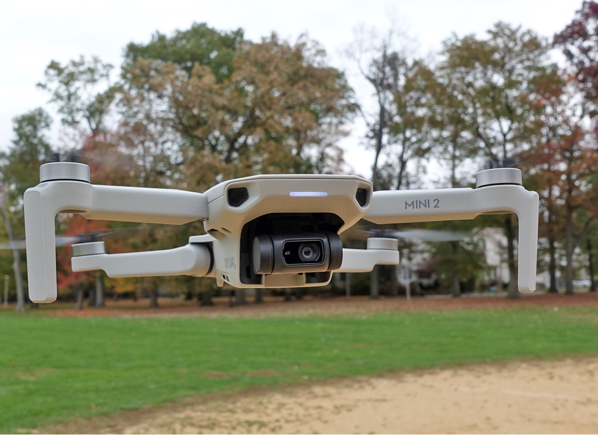 DJI Mavic Mini 2 review: The best drone for most people
