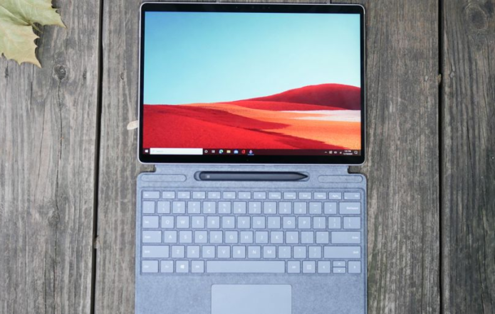 Microsoft Surface Pro X (SQ2, 2020) review
