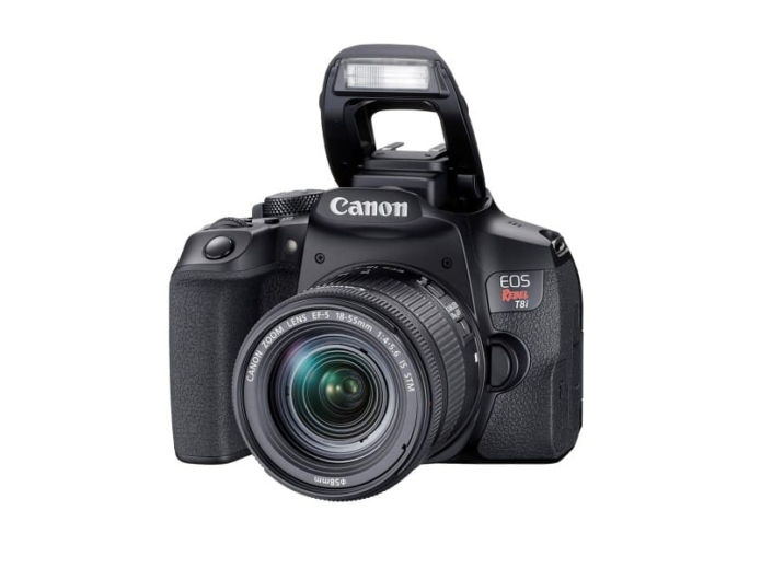 Does the Canon Rebel T8i DSLR make sense in an increasingly mirrorless world?