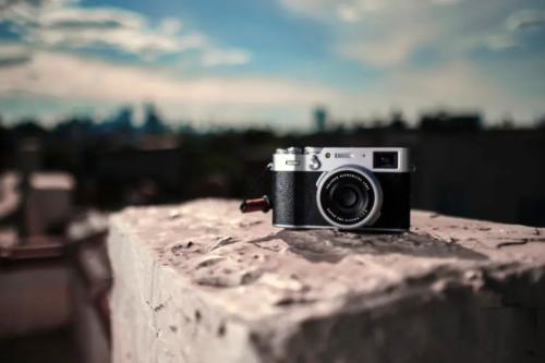 In-depth Review: Fujifilm X100V