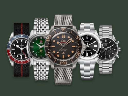 The Best Watches to Gift Yourself