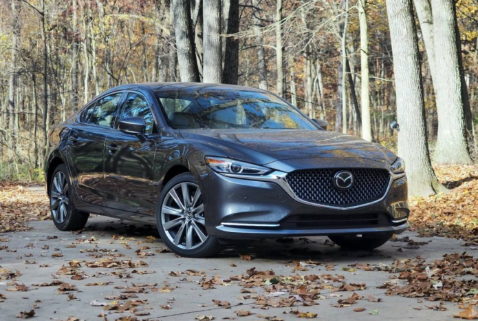 2020 Mazda6 Review – Poised and Practical