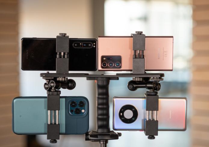 iPhone 12 Pro Max vs. Mate 40 Pro vs. Xperia 1 II vs. Galaxy Note20 Ultra: Flagship camera shootout