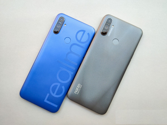 Realme Narzo 20A hands-on review