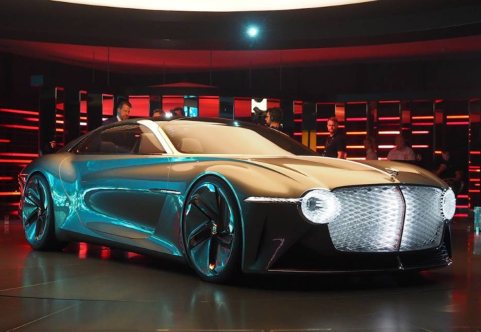 Bentley electric roadmap revealed – Luxury pure EVs only by 2030