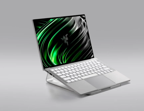 Sorry gamers, Razer's new MacBook rival isn't for you