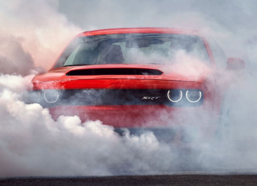 Demonize Anything You Want with 807-HP Mopar Hellcrate Redeye Engine