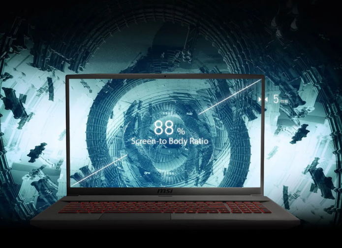 MSI GF75 Stealth 10Sx review – a 17-inch gaming notebook that weighs a touch over 2 kilos