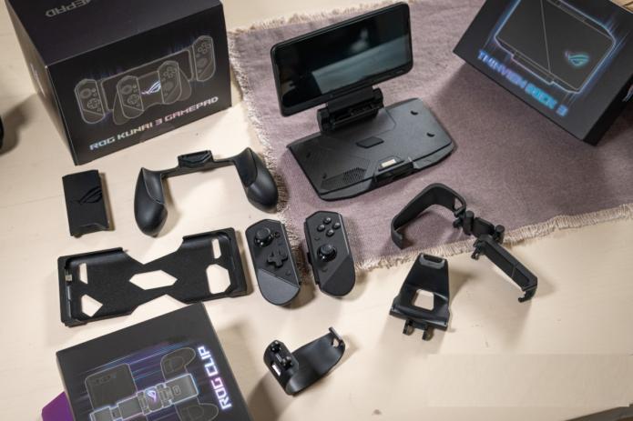 ASUS ROG Kunai 3 Gamepad & TwinView Dock 3 review