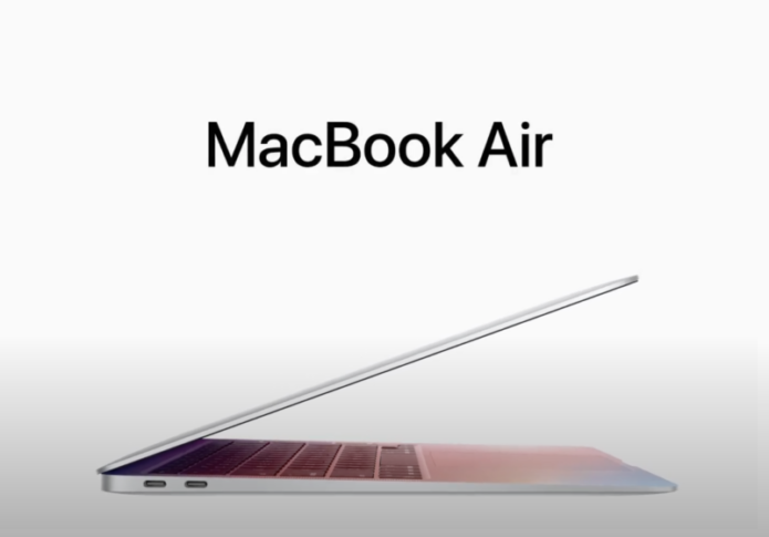 MacBook Air with M1 chip: First Apple Silicon laptop is fanless and packs impressive battery life