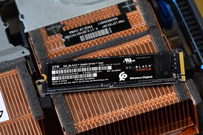 WD_BLACK SN850 NVMe PCIe 4.0 SSD Review