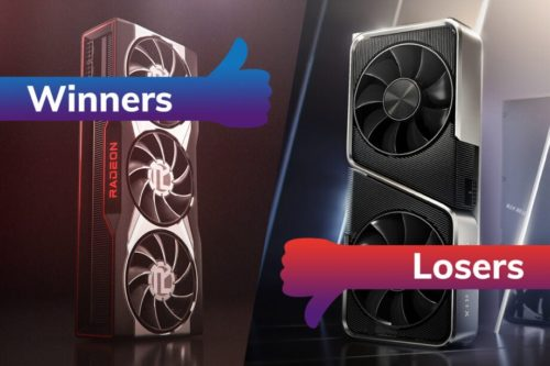Winners and Losers: AMD reveals Big Navi and Nvidia suffers stock woes