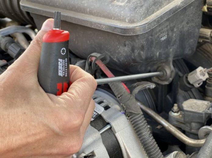 Wurth Zebra 3K T-Handle Torx Driver 0613 914 7 Review