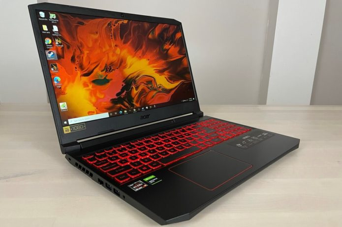 Acer Nitro 5 (515-44-R99Q) review: This budget gaming laptop keeps getting better