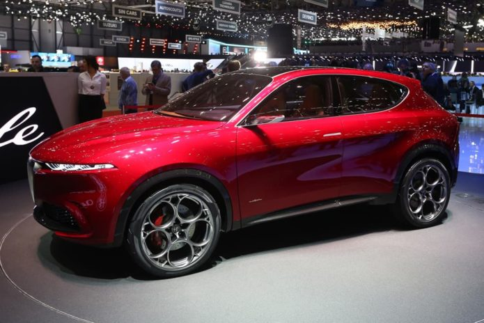 Alfa Romeo Tonale to be SUV lifeline