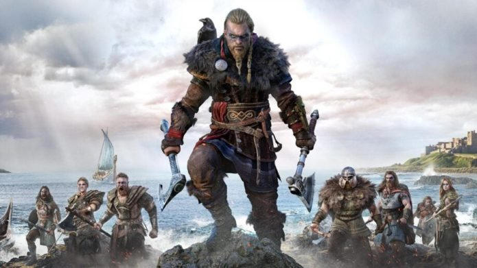 Assassin's Creed Valhalla beats Call of Duty in biggest launch week of the year