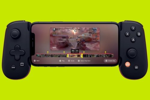 Backbone One Uses Hardware And Software To Turn Your iPhone Into A Proper Handheld Game Console