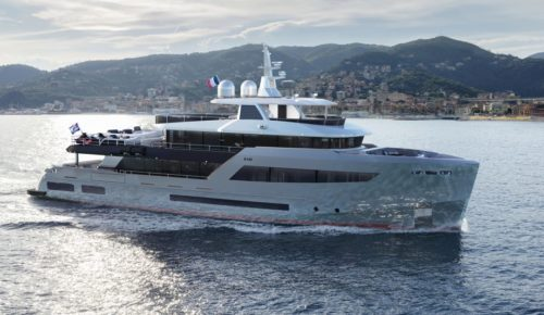 Bering 145 first look: Turkish yard's new flagship yacht is more than an explorer