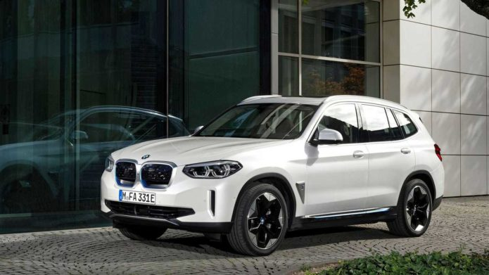 2021 BMW iX3 First Drive Review: The New Normal?
