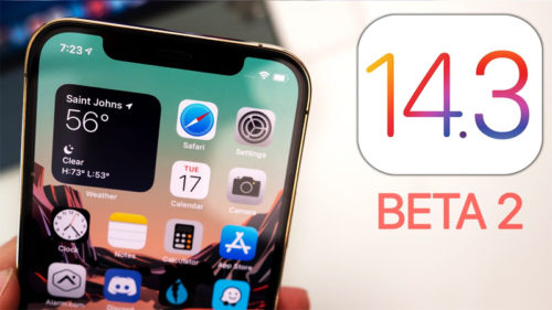 iOS 14.3 developer beta 2 has landed with a major new iPhone 12 Pro feature