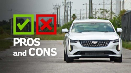 2020 Cadillac CT4 Premium: Pros And Cons
