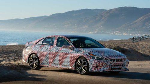 2021 Hyundai Elantra N Prototype First Drive Review: Winning Streak