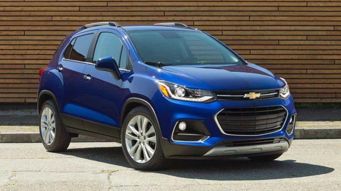 2021 Chevy Trax Coming With More Power Thanks To New Engine