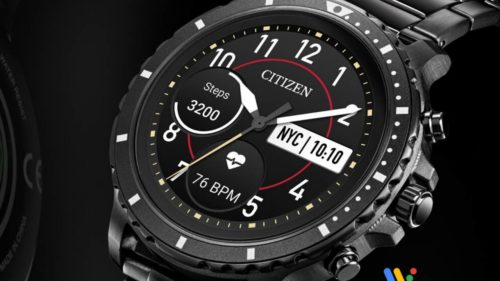Citizen CZ Smart jumps head-on into the smartwatch category
