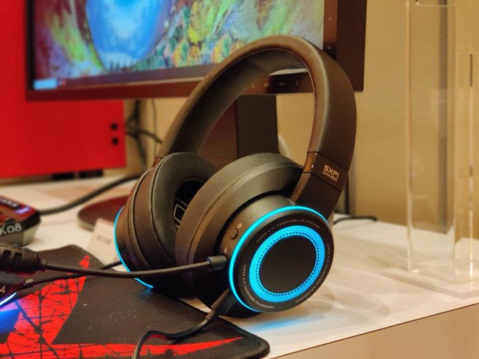 Creative SXFI GAMER hands-on: Outstanding microphone, SXFI THEATER — wired — experience overall