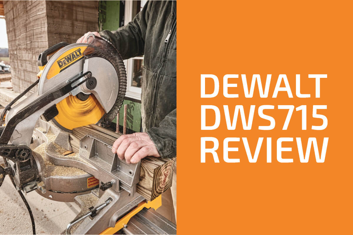 DeWalt DWS715 Review: A Miter Saw Worth Getting?