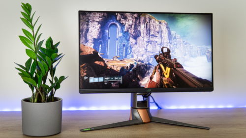 Asus ROG Swift 360Hz PG259QNR review