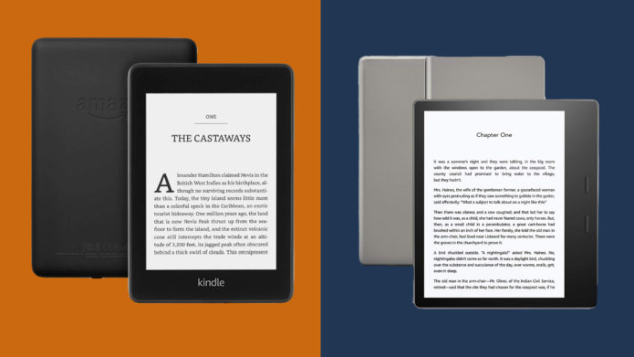 Amazon Kindle Oasis vs. Kindle Paperwhite: Which e-book reader is best for you?