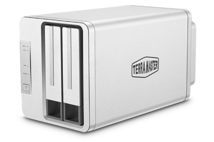 Terramaster F2-422 review