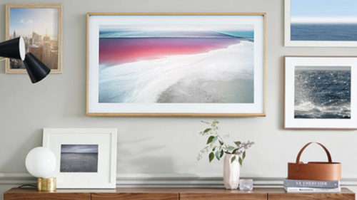Samsung The Frame 4K UHD TV review