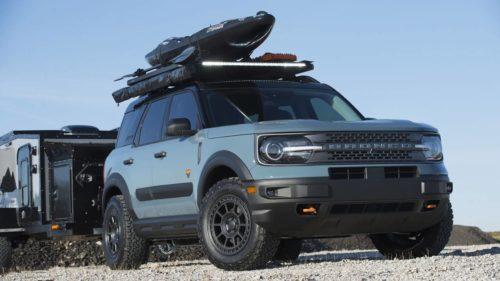 Ford shows off cool custom rides at virtual SEMA 2020 show