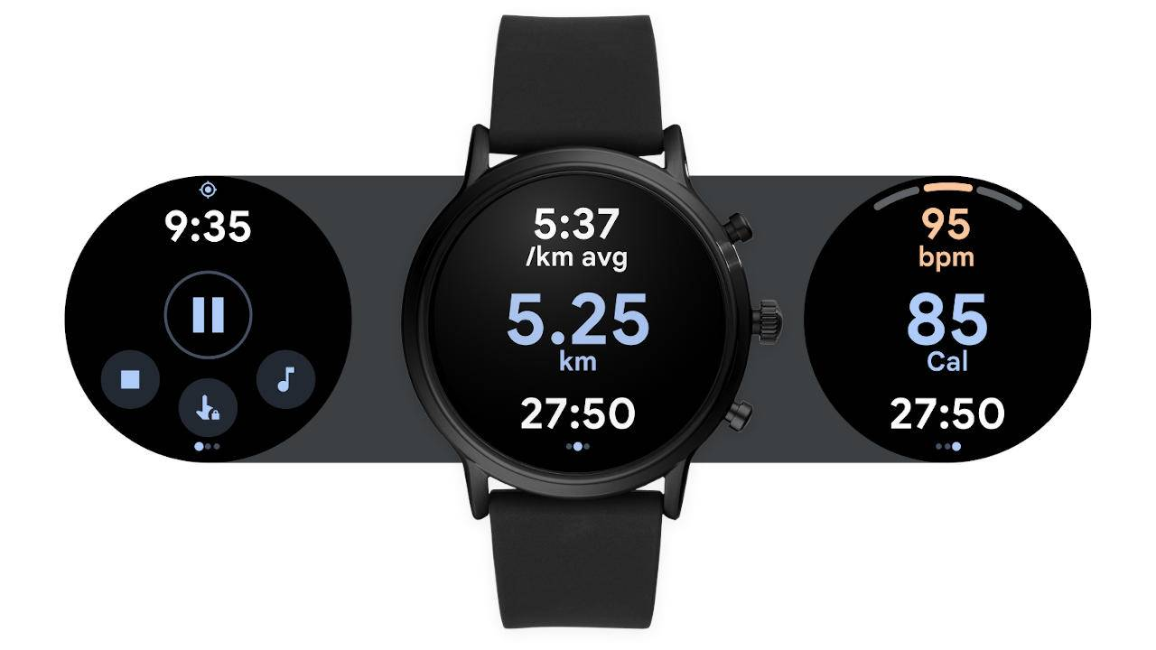 Google Fit Wear OS update comes just in time for the holidays