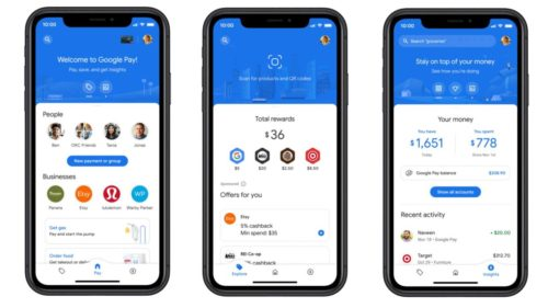 New Google Pay app makes a finance hub with Google Plex bank accounts to come