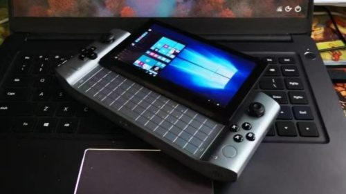 GPD WIN 3 could be an interesting take on handheld gaming PCs